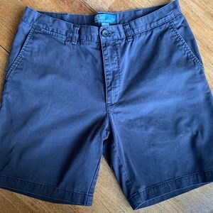Polo Blue Khaki Shorts
